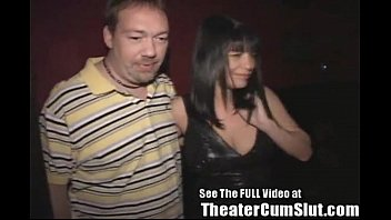 cougar cockslut gets bum tearing up creampies from.