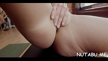 nubile chick with taut assets gets fantastic and.