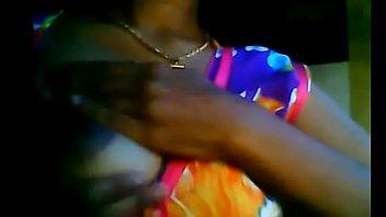 indian wifey flashing massive funbags