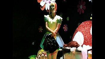 hetero man sissy maid compelled crossdressing alice in.
