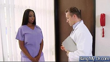 breezy patient codi bryant and medic in fuck-a-thon.