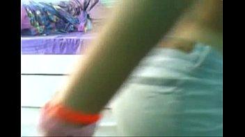 teenage milking climax in her undies on web.