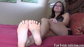 deep-facehole on my appetizing tiny toes you foot perv