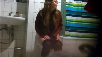 covert cameras in toilets at soirees.