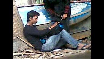 desi duo caught drilling outdoor