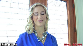 evilangel sapphic cougar cherie deville rump penetrated with strapon