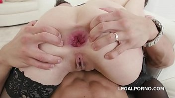 2on1 with gabriella taking assfuck amp_ dual anal.