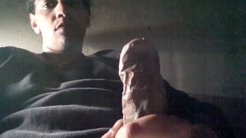 powerful wiry fellow rod indian enormous ebony guy rod