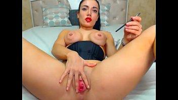 meaty jugged latina live webcam demonstrate - gorgeous.