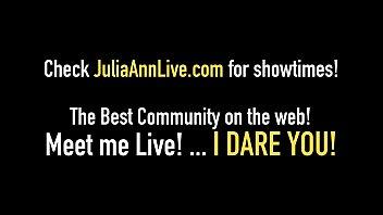 world legendary cougar julia ann wants your supah-hot.