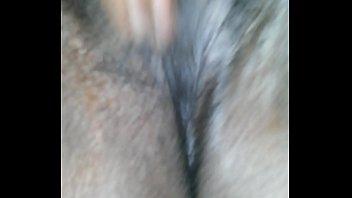 handsome dark-hued poon is massaged