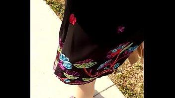 wondrous paty saliendo de trabajar vestido.