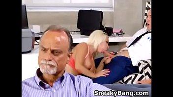 hefty boob towheaded stupid providing sneaky suck off.