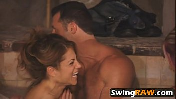 swinger newbies love the attention they get from.