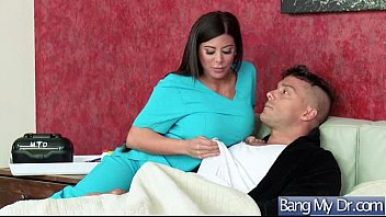 steaming patient alexa pierce and kinky therapist penetrate.