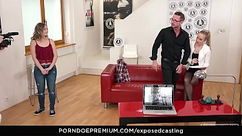 EXPOSED CASTING - Czech babe Lady Bug auditions for David Perry and gets fucked