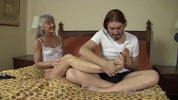 sensuous foot job trailer