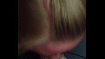 adorable blond legal year elder throating.
