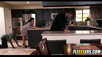 lisa ann likes dark-hued lollipop 1