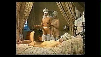 retro group damsel  renaissance lovemaking.
