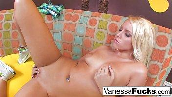 vanessa determines to pummel her cock-squashing.