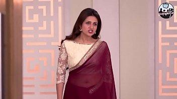round tv aunty divyanka tripathi aka ishita mind-blowing.