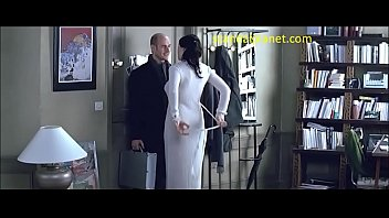 monica bellucci stellar udders and arse in combien.