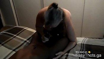plumper thot grandma throating youthfull gigantic ebony manmeat.