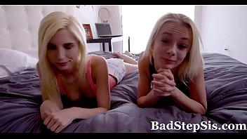 youthfull lil step sisters share xxl wood - badstepsiscom