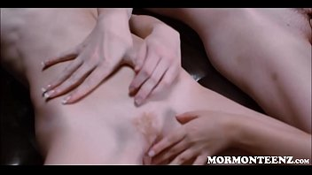 trio teenage mormon lesbos sensation each other gwen stark