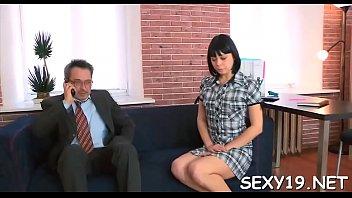 mature schoolteacher is subduing juvenile babe039_s.
