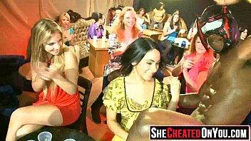 06 women caught on camera deepthroating.