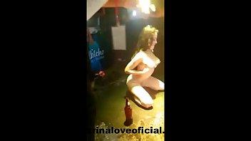 stefany ramirez - baile en discoteca tarapoto -.