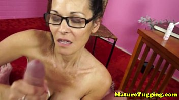 spex mature cougar makes two folks.