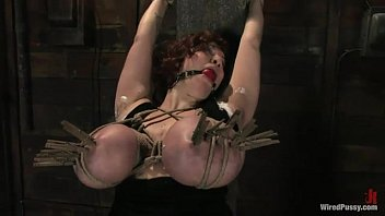 princess donna dolore electro tantalizes her yam-sized slave039_s twat