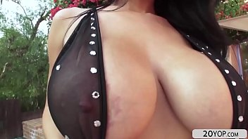 phat-chested latina victoria june gets her raw cootchie creampied