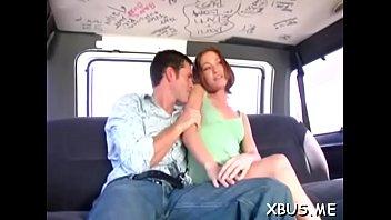 pumping puss in a poke bus