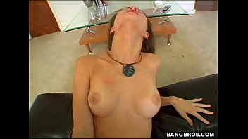 jenni lee gives an impressive blow-job