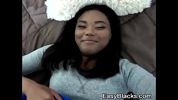 very pretty ebony ex gf yara skye fellating.