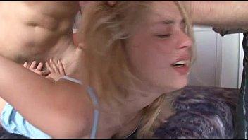puny fledgling blondie teenie has very painful howling.