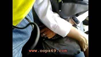 gal fondle my prick at bus