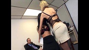 whorey office secretaries turns into a.