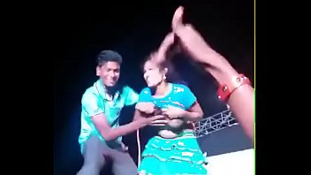 1 titty display in record dance