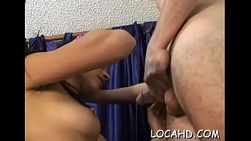 aroused and crazy chick is railing on a.