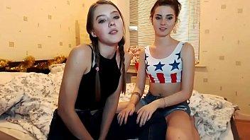 two youthful  russian escorts