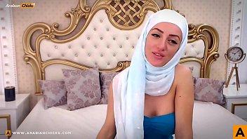 muslim hijab arab damsel  arabiancalli  donk.