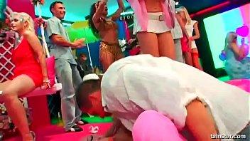 humid club romp women pummeling in.
