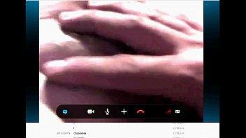 perejita colombiana culeando-skype