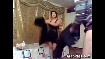 insatiable arab duo having fuck-a-thon at.