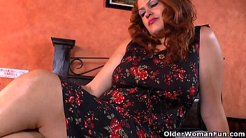 latina plus-size cougar sandra gets mischievous.
